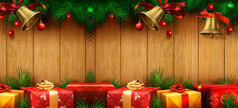 Коллектив ГЛХУ «Крупский лесхоз» поздравляет всех  с Рождеством!