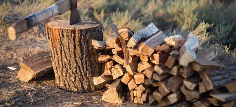 Как купить дрова.